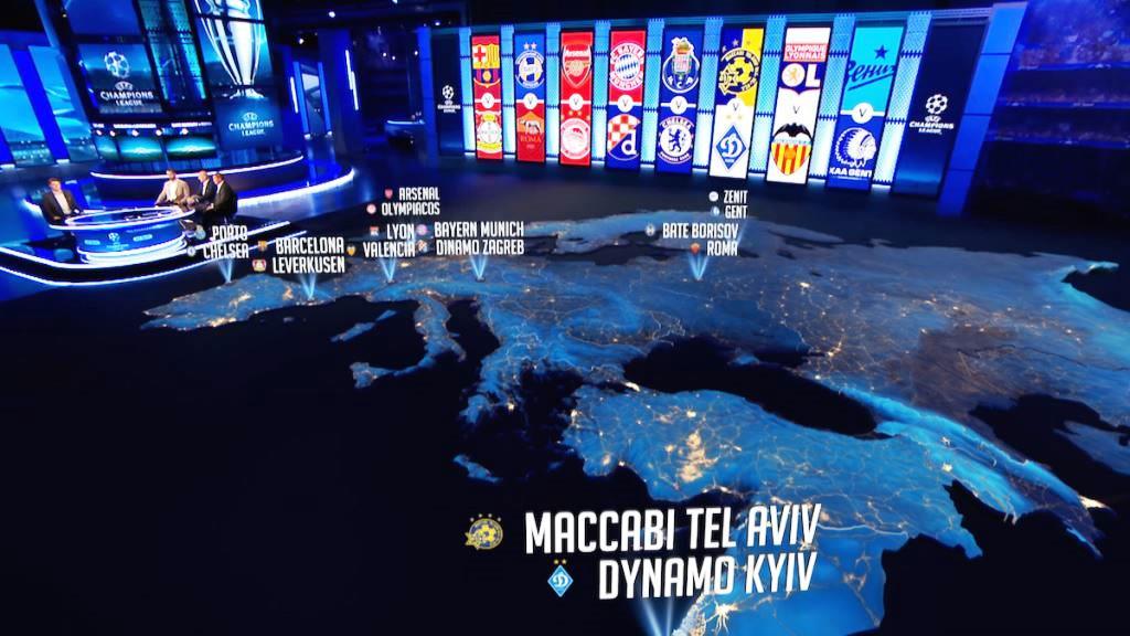 Ncam Augments Uefa Champions League Coverage For Bt Sport