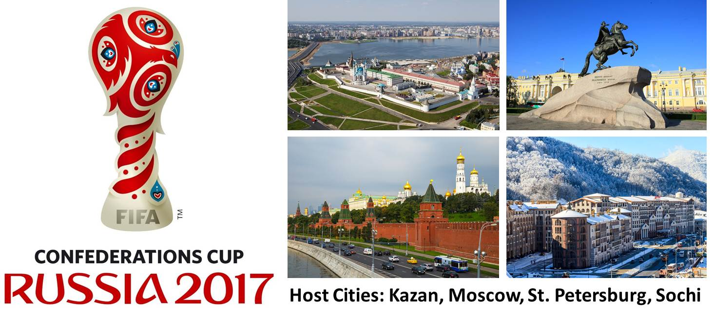 27efc74cb9 FIFA Confederations Cup Opening Ceremony to Reveal Russia s Uniqueness