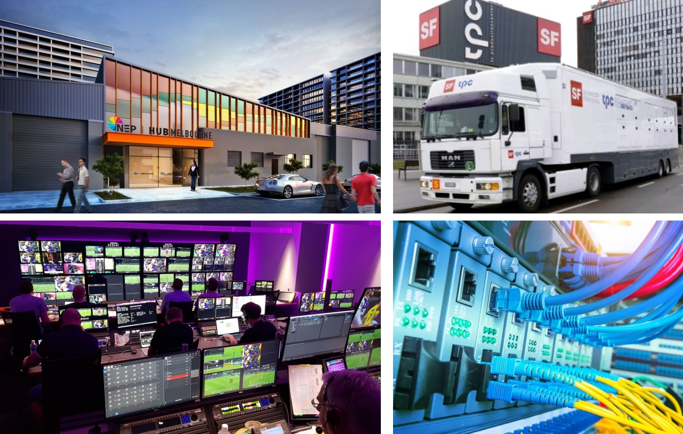 Media Industry Transition To Ip Live Production Structured Wiring Networking Systems Design Install Minneapolis Broadcasters Are Getting Ready With System Designs For Workflows