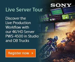 Sony ServerTour