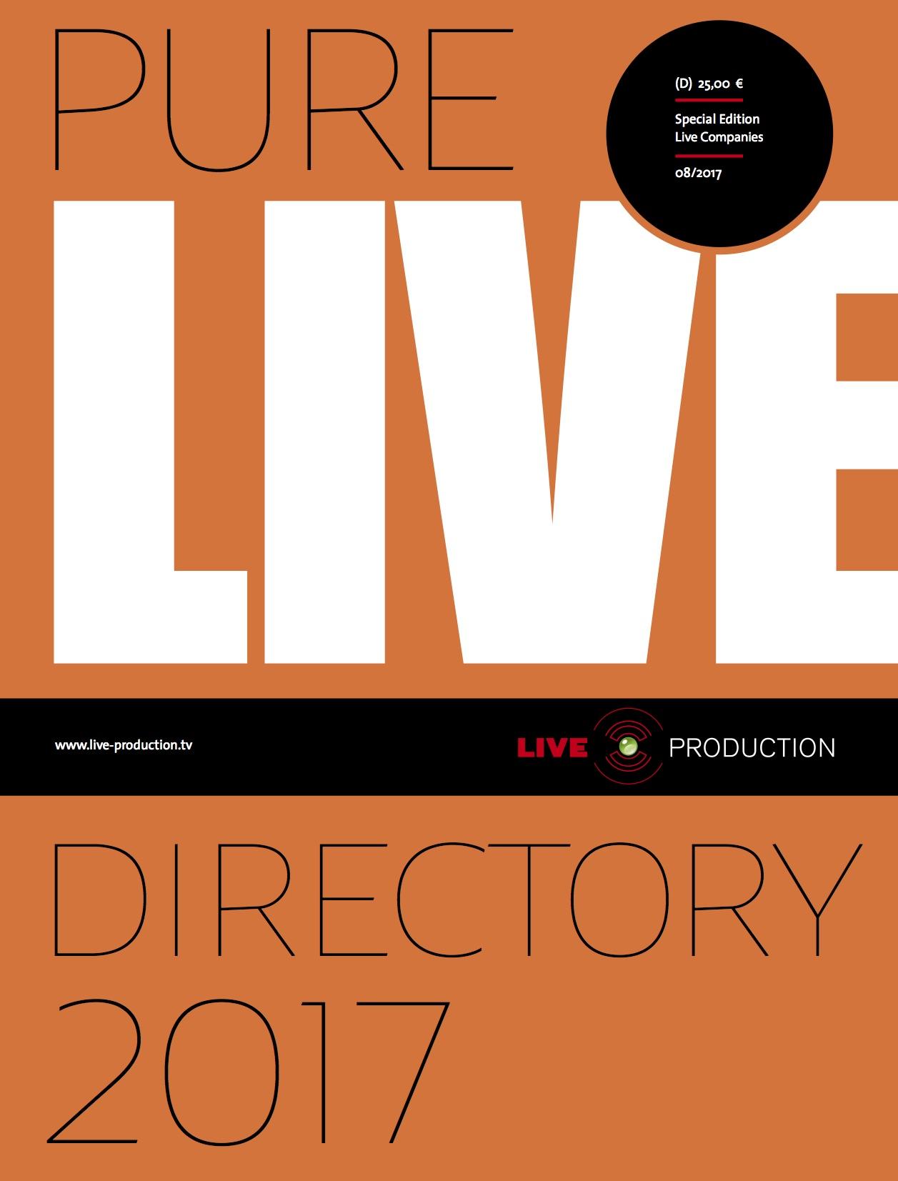 pure live 2017