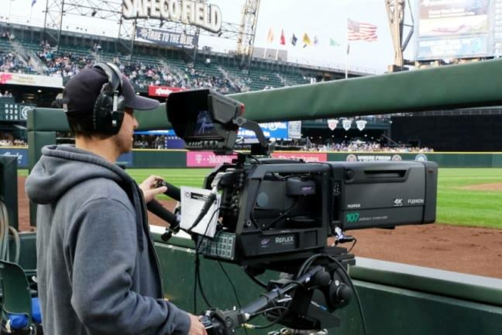 M15 Unit Debuts with Coverage of the Seattle Mariners for ROOT SPORTS NW.