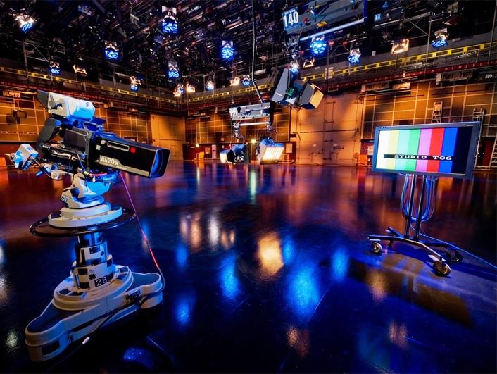 Production Studios Bbc Studio Six Live Production Tv