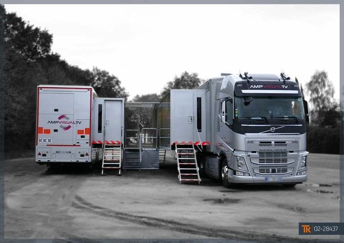 AMPVISUALTV: TWO NEW OBVANS IN THE MILLENIUM RANGE
