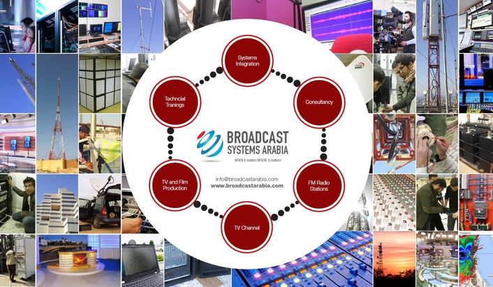 BROADCAST SYSTEMS ARABIA MFZE