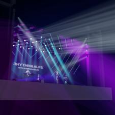 Rhythm & Alps Festival closes 2020 with Hippotizer Karst