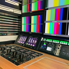 Gansu TV 4K OBVan