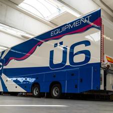 RUE6 Tender Truck Interieur