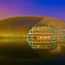 Beijing's National Centre for the Performing Arts chooses the new Claypaky K-EYE K20 HCR