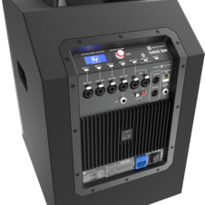 Electro-Voice launches the EVOLVE 50M column loudspeaker system with new technologies for convenience and expandability