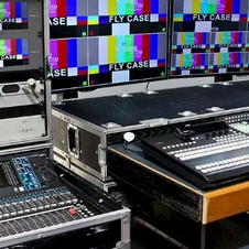 FlyPack Video System Production