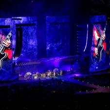 grandMA2 gets satisfaction with the Rolling Stones: Rock'n'Roll history live on tour