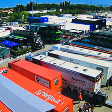 SBK Production for Dorna 2019