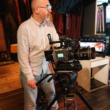 Top DoPs from Serbia are testing #SonyVenice version 4 (beta) including 120 fps high frame rate in 4K together with Cooke Optics in PineWood, UK.