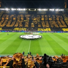 UEFA CL Dortmund - Paris 18Feb2020
