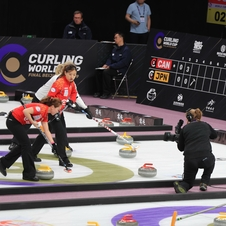 WCF curling World Cup Grand Final