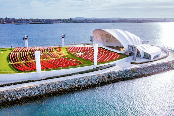 Clear-Com IP-Based System Debuts During Opening Weekend of San Diego Symphony's New Outdoor Venue, The Shell