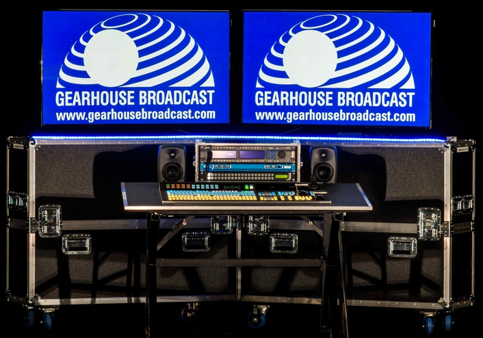 Gearhouse Broadcast France launches new 12 camera Flyaway HD production tools