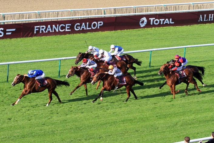 As part of the iconic racecourse's renovation, Sony's first IP Live production system in France will allow for greater flexibility and sustainability