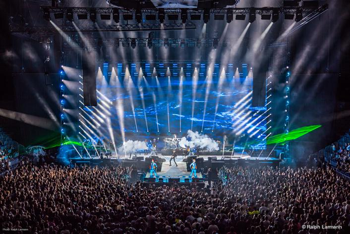 Udo Lindenberg on Arena Tour