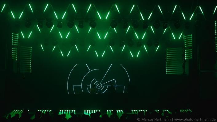 Zürich openair sparkles to the Design of Leo Herrmann