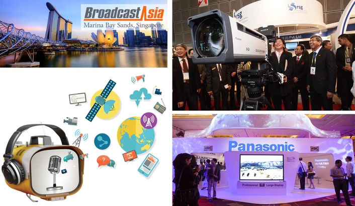 BroadcastAsia: Integrating Technologies, Experiencing Content