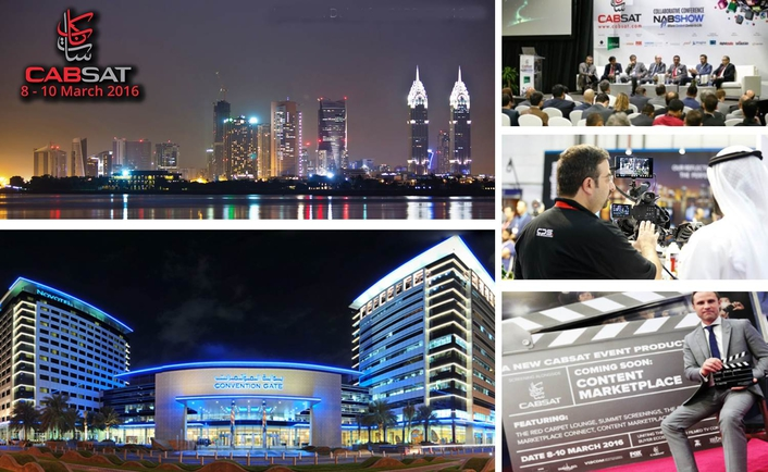 Gateway to Middle East: CABSAT Opens Next Week in Dubai