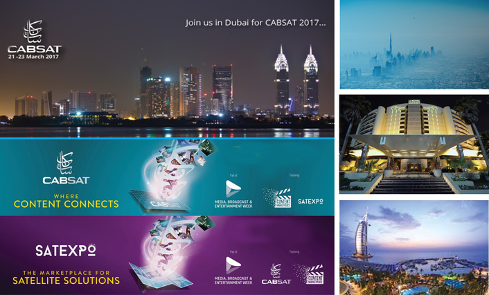 CabSat - Where Content Connects