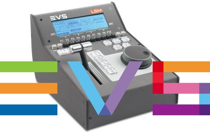 The No.1 Man/Machine Interface for SloMo. Live Editing. Multicam Replay