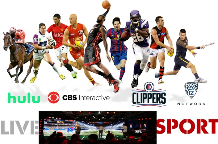 NAB Keynote Session Takes Live Sports to New Heights in the Cloud