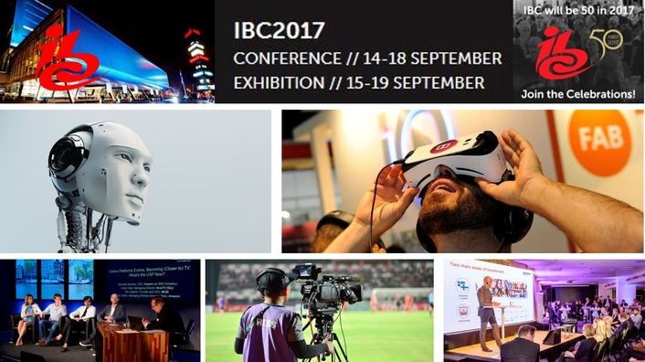 Exploring multi-platform content at IBC2017