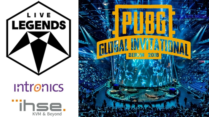 IHSE has key role in e-sports event