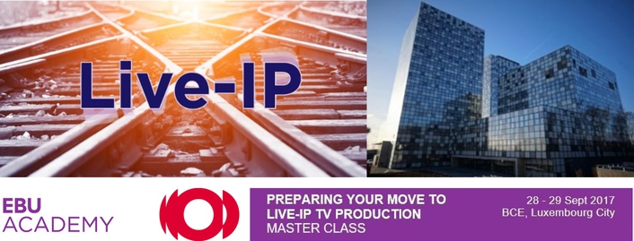 Experience the first real world Live-IP deployment