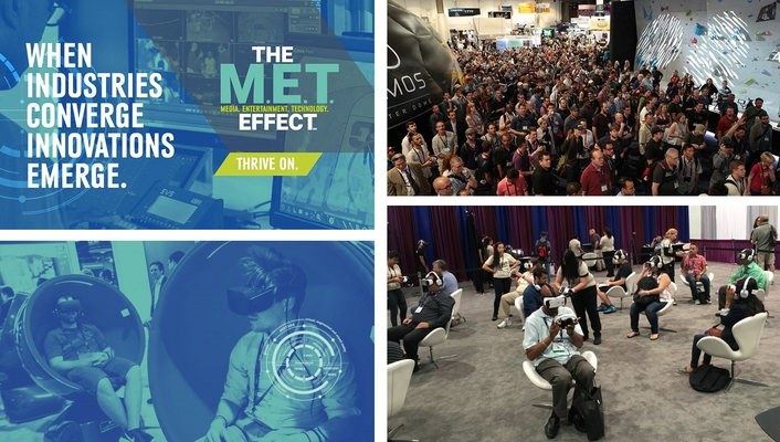 NAB2018 : From Creation to Consumption : Where Content Comes to Live