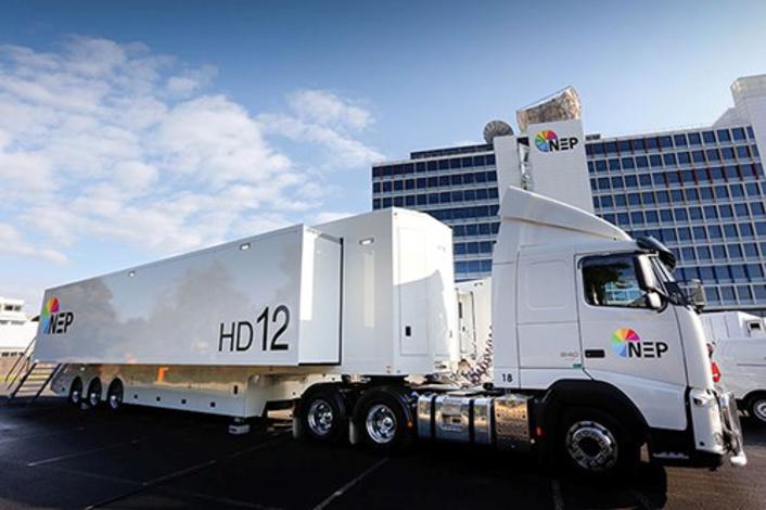 NEP equips Australia's first 4K OB trucks with advanced IHSE KVM system