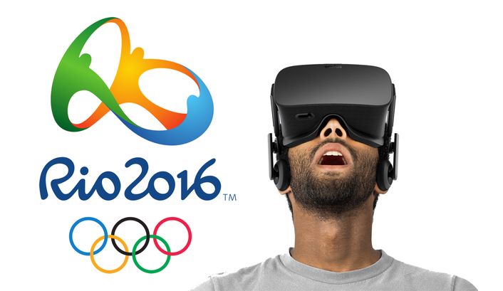 Olympic Games in Virtual Reality