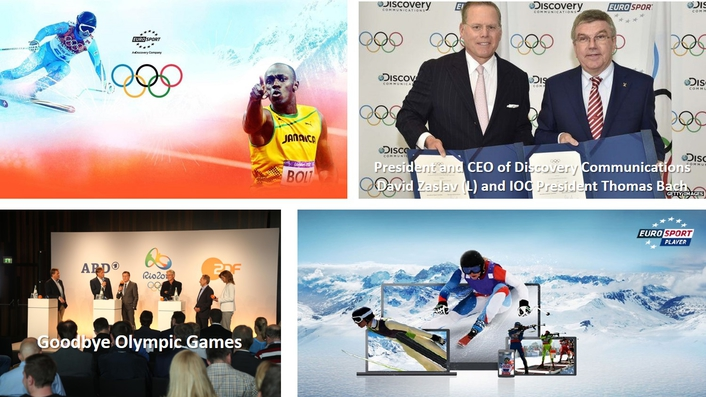 Eurosport to be sole Olympic broadcaster in Germany