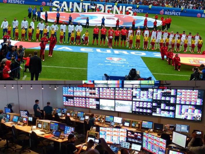 Impressive global broadcast coverage of UEFA EURO 2016