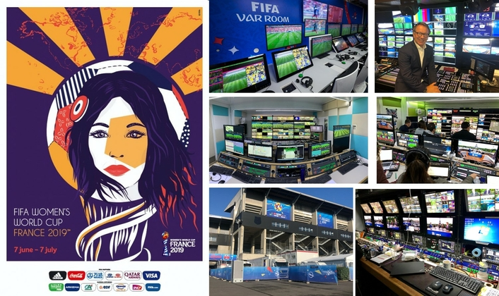 FIFA TV production of Women's World Cup rises to new level