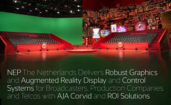 NEP The Netherlands : Cloud Production