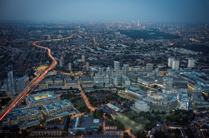 Reliability and readiness for IP, HDR and 4K are key requirements for greenfield site in West London