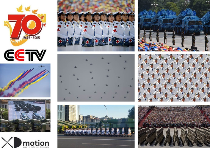 China Staged a Massive Military Parade to Commemorate the End of World War II
