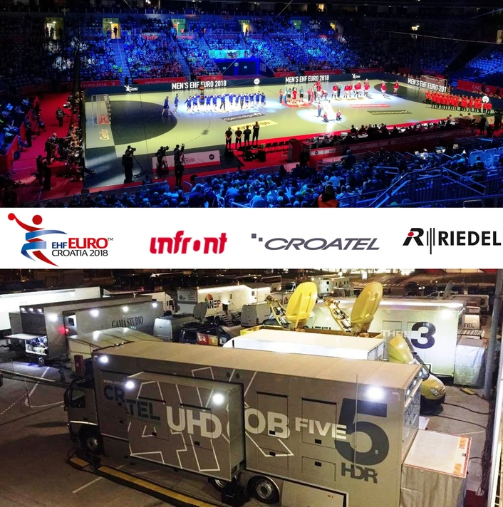 """Two Weeks of """"hypnotic"""" Handball in Croatia"""