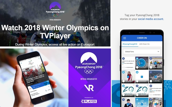 The 2018 Winter Olympic and Paralympic Games in PyeongChang, South Korea, feature 92 nations taking part in 102 events across 15 sports