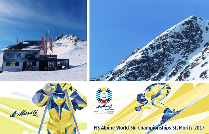 Around 20'000 Fans have already been enjoying the FIS Alpine World Ski Championships St. Moritz 2017 over the last days and they have witnessed interesting and enjoyable alpine ski races