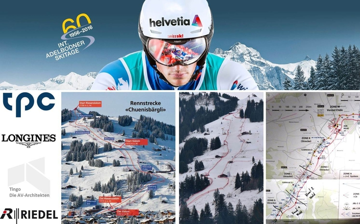 30,700 guests celebrate and cheer during the FIS World Cup weekend in Adelboden