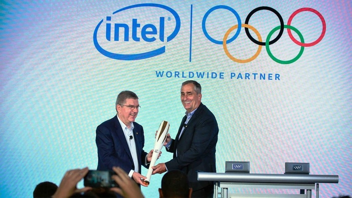 IOC and Intel announce Worldwide TOP Partnership through to 2024