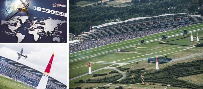 Brilliant Bonhomme wins Ascot - Riedel guaranties signal transport and comms