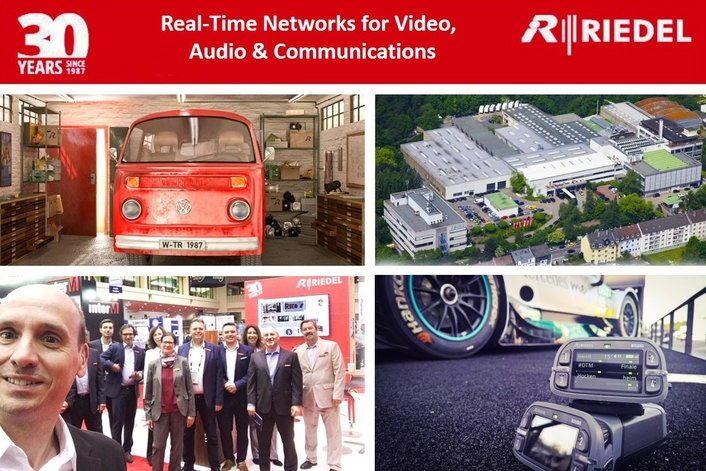 Real-Time Networks for Video, Audio & Communications