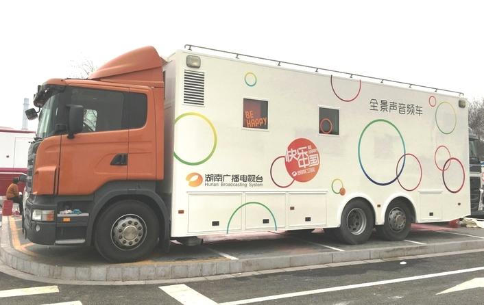Hunan TV modernises OB van with Stage Tec CRESCENDO